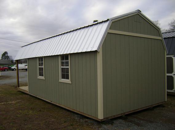 Lofted Cabin Deluxe PLC-D-8356-1228-1010