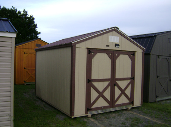 23326220 10x12 Painted Smart Shed 9.JPG