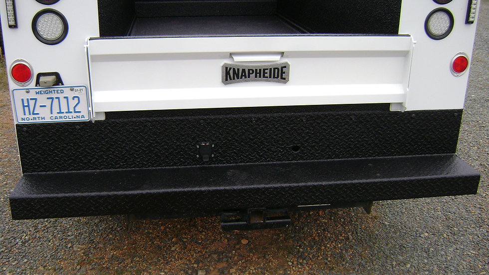 Work Body, Bumper, Reflex Spray-On Bedliner (WB-BUMP)