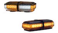 11 Inch Rectangular LED Mini Lightbar Series - Amber/White
