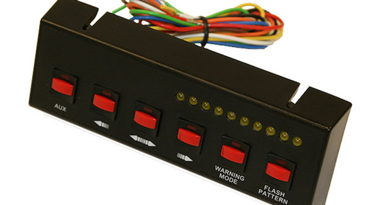 Buyers Products 6-Switch Panel (BUY6391207)