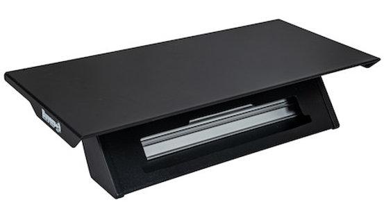 Buyers  Drill-Free Light Bar Cab Mount 14-18 Chevy/GMC 1500-3500 (BUY8895100)