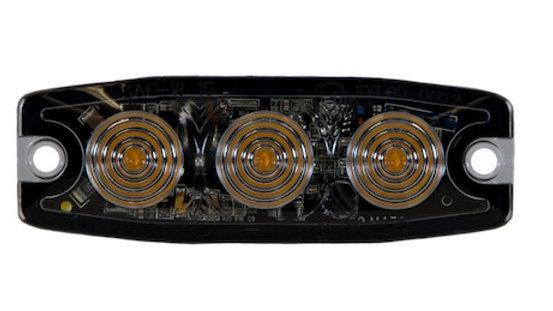 Ultra Thin 3.5 Inch White LED