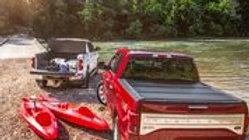 UnderCover Flex (FX21022) 2019-2020 Ford Ranger Crew Cab 5 ft Short Bed
