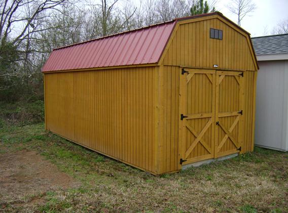 Lofted Barn 10x20 - #21709918