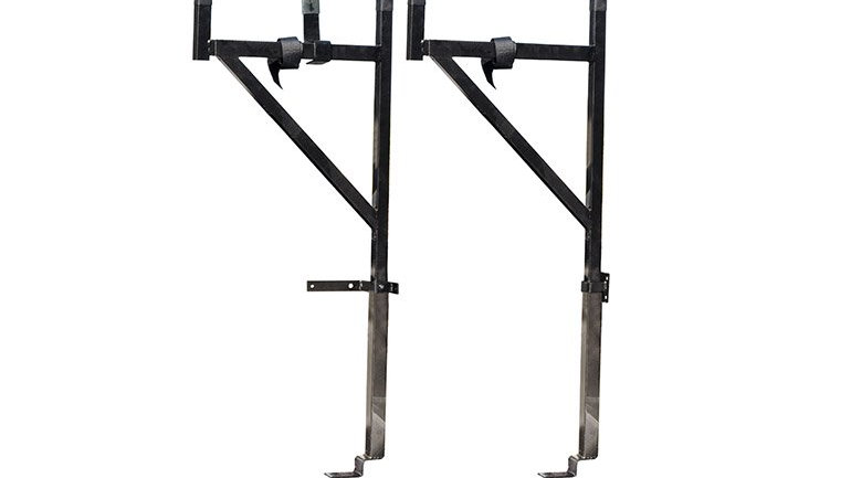 Dee Zee Half Ladder Rack