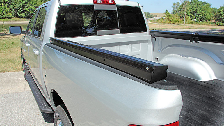 DEE ZEE Invis-A-Rack Cargo System, 17-20 Nissan Titan XD, with 5.5' Bed