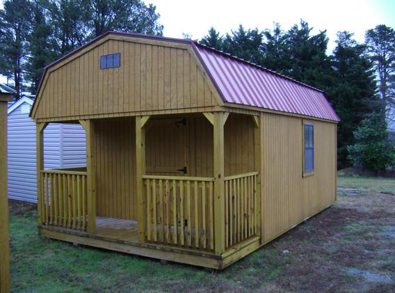 Lofted Barn 12x20 - #21182717