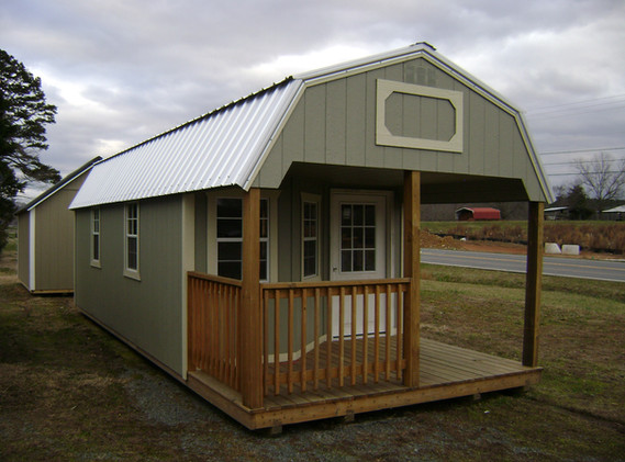 Deluxe Lofted Cabin PLC-D-8356-1228-1010