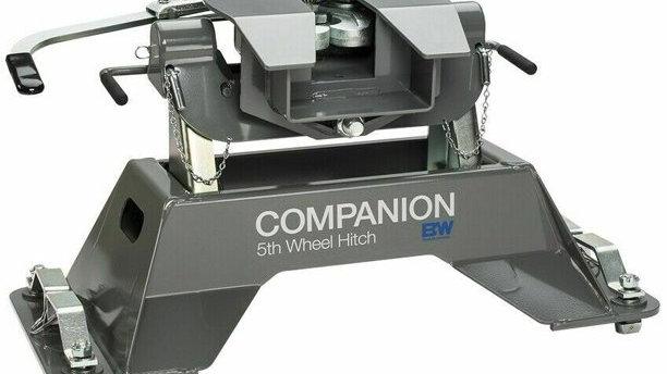 B&W (RVK3300) 20,000 lb. COMPANION FIFTH WHEEL HITCH FOR FORDPUCKS