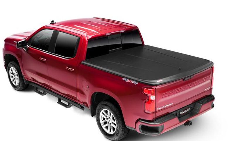 UnderCover SE (UC2166) 2015-2020 F150 6.5ft Bed Std/Ext/Crew Black Textured