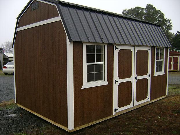 Side Lofted Barn - USLB-8769-1016-120720