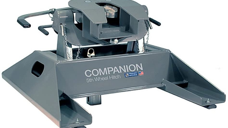B&W (RVK3500) COMPANION™ FIFTH WHEEL HITCH