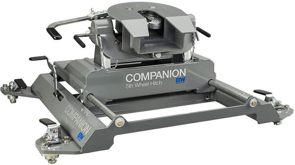 B&W (RVK3670) COMPANION SLIDER FIFTH WHEEL HITCH FOR RAM PUCKS
