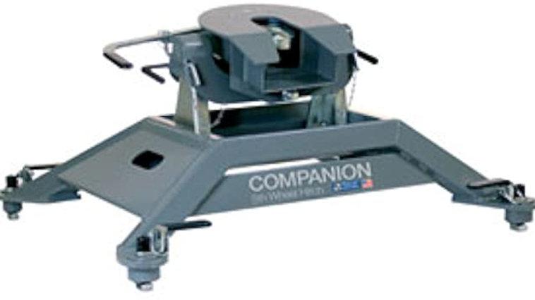 B&W (RVK3600) COMPANION™ FIFTH WHEEL HITCH (PUCK-MOUNTED ATTACHMENT) DODGE/RAM