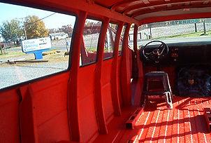 Inside Van 21