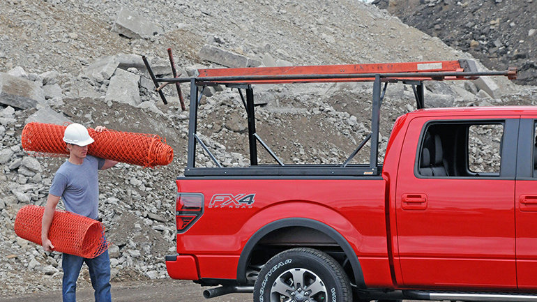 DEE ZEE Invis-A-Rack Cargo System, 09-19 Classic RAM 1500, with 5.5' Bed