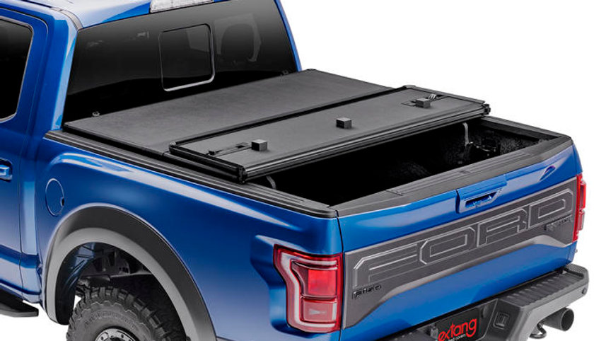 Extang (83445) Solid Fold 2.0, 14-19 Classic Body Style Chevy/GMC 1500, 5.8'Bed