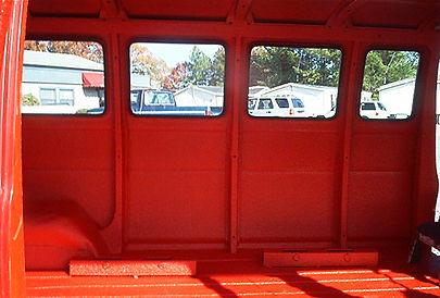 Inside Van 14