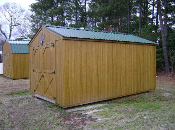 Smart Shed 10x16 - #22790419