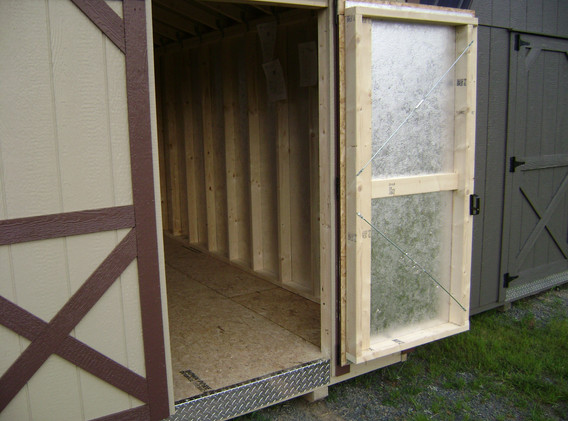 23326220 10x12 Painted Smart Shed 6.JPG