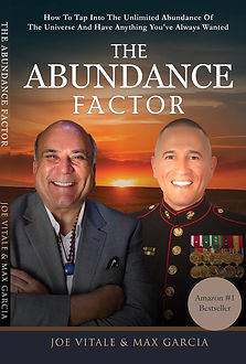 The Abundance Factor by Joe Vitale and Max Garcia