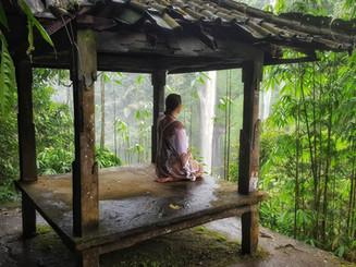 Stillness at Sekumpul, Bali