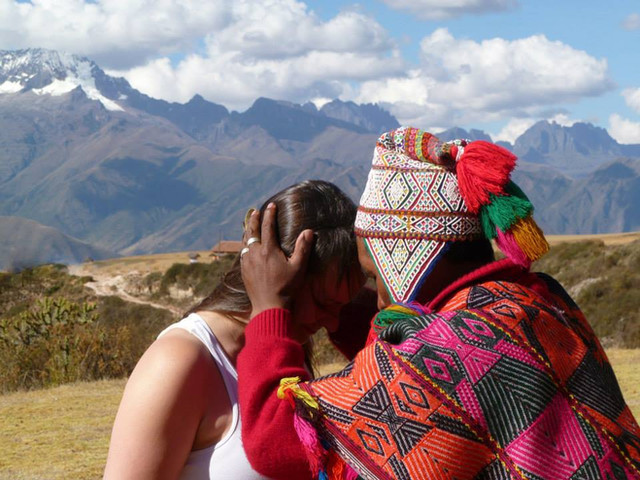 Ayni Karpay Transmissions direct from a Q'ero elder shaman, Andes Mountains, Peru