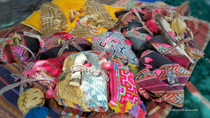 Qe'ro Weekend, Mesas and medicine bags