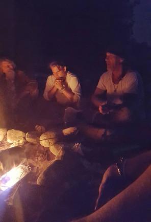 Fire gathering