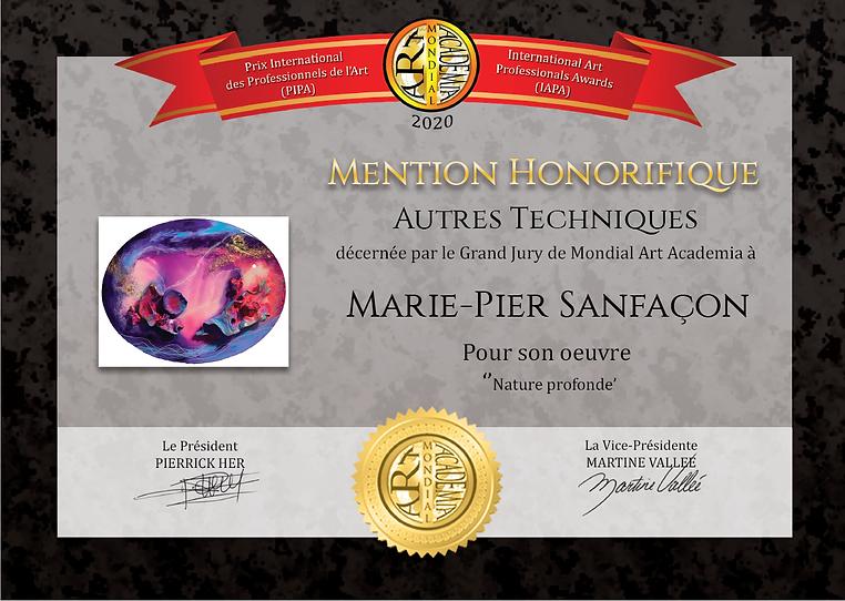 Mention honorifique Mondial Art Academia.png