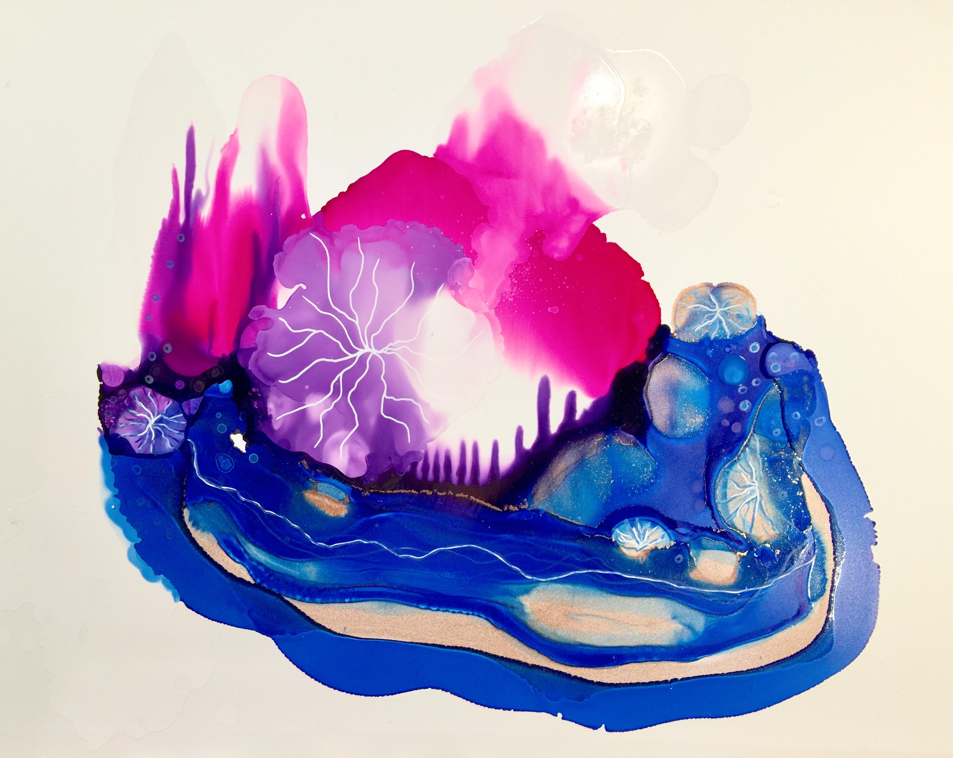 """""""Fleur d'océan"""""""