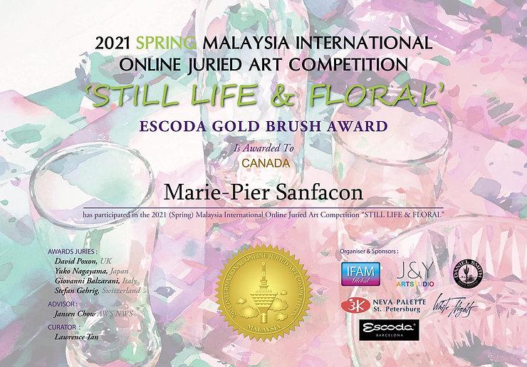 Escoda prize certificate.jpg