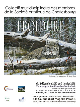 "Affiche Collectif ""Froidure"""