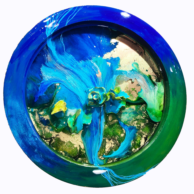 """""""Paradis bleu"""""""
