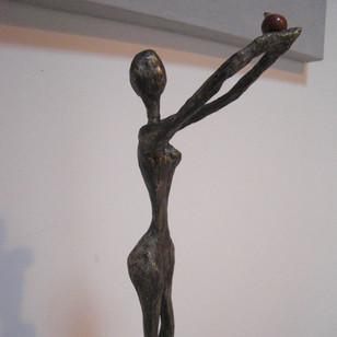 Héloïde et sa perle de jaspe VENDU