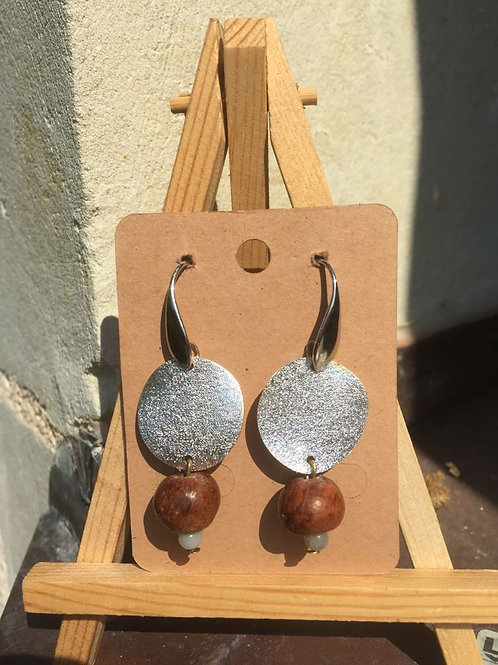 Boucles d'oreille réf 045