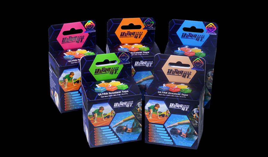 GT-Tapes Packaging Design