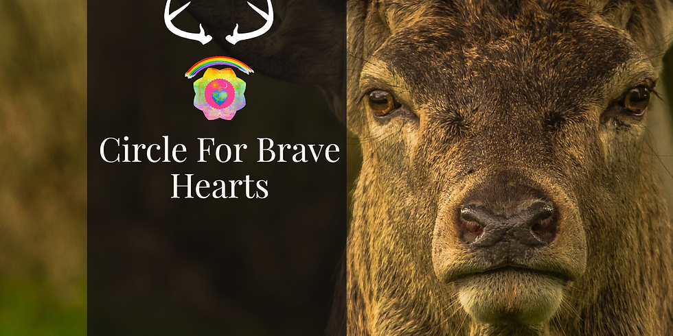 Circle For Brave Hearts - Moon in Sagittarius, Harvest Celebration & Gratitude