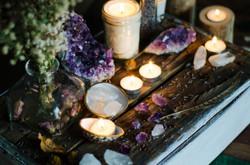 Mystical Altar Candles