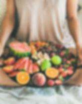 Summer healthy raw vegan clean eating br