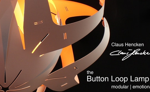 Button Loop Lamp