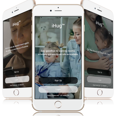 iHug - On The Road To Life Care! Better Healthcare For All.