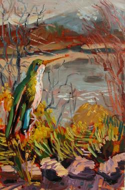 """""""Bosque Bird November"""""""