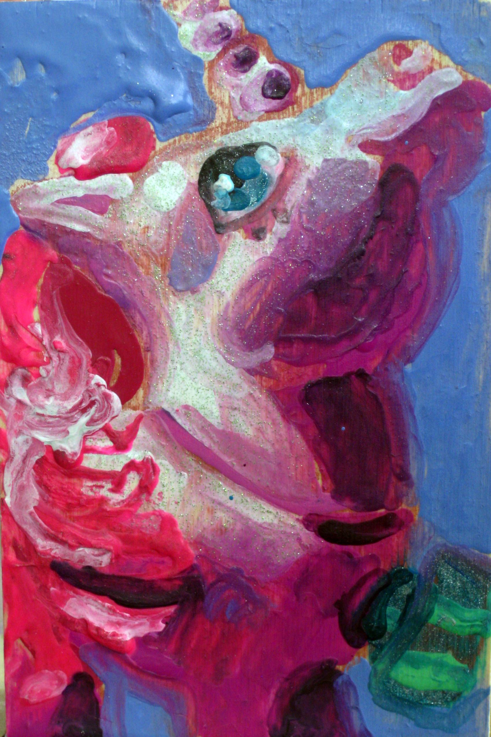 Rosy Pony