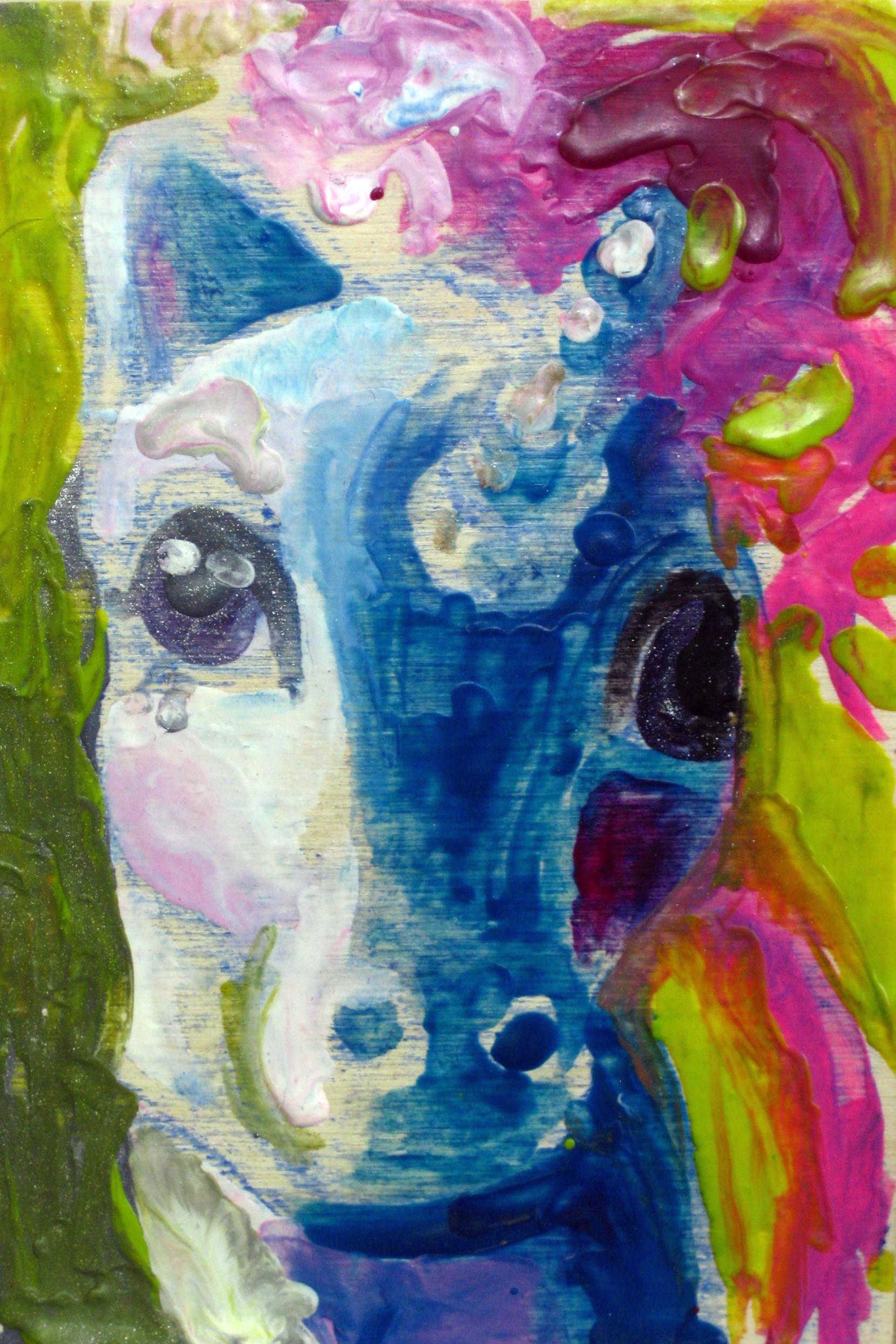Rainbow Pony