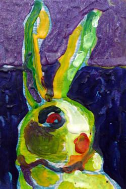 Grandpa's Yellow Rabbit