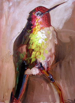 """Mauve Hummingbird"""