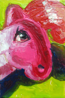 Strawberry Pony