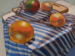 Digital Still Life Painting